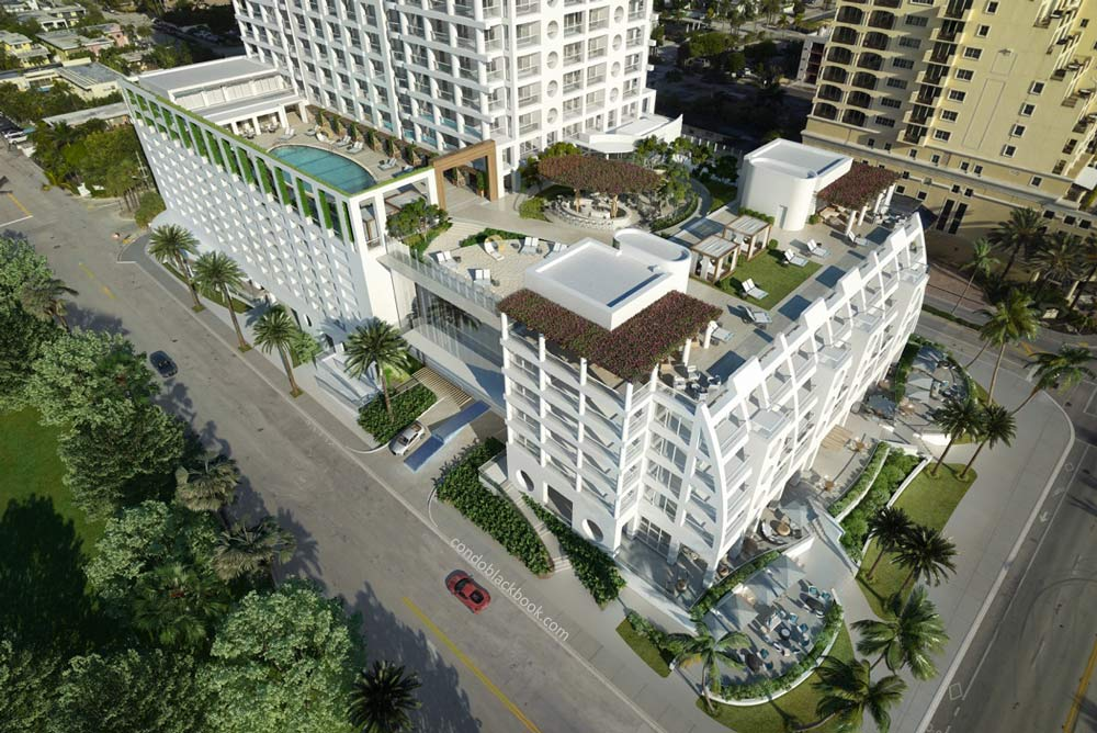 The Ocean Resort Residences (Conrad) Img1