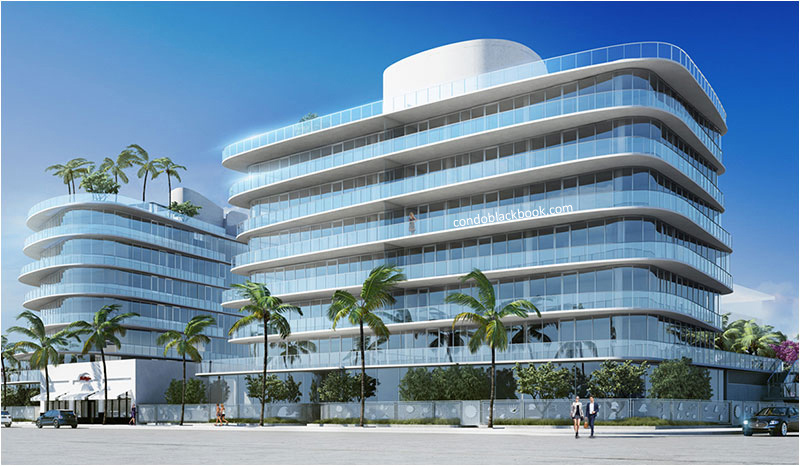 Building in Miami South Beach