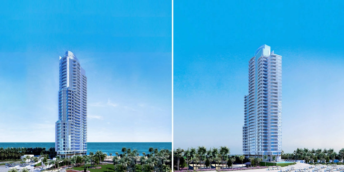 Exclusive Chateau Beach Residences Video Update