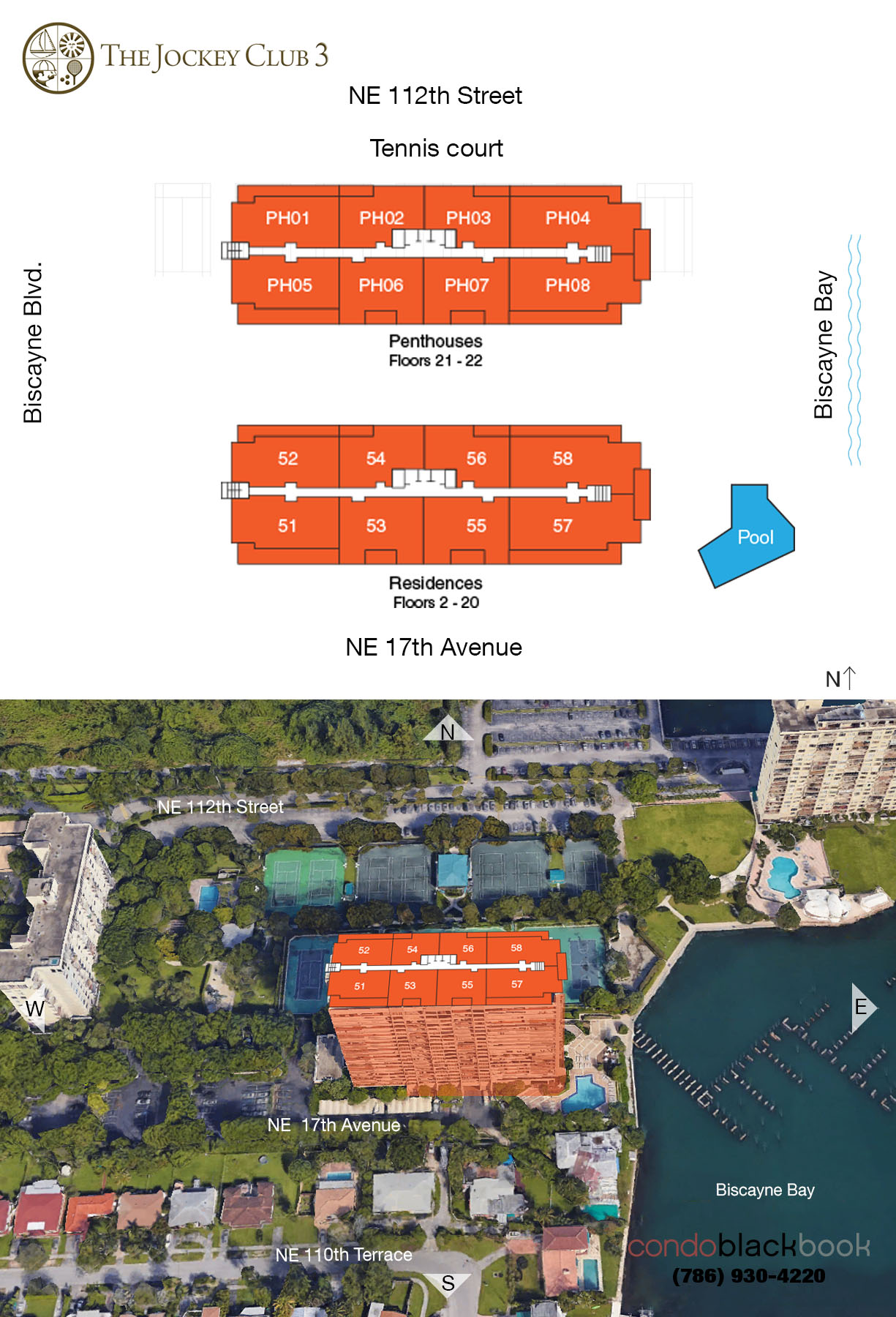 Jockey Club III Floor Plans