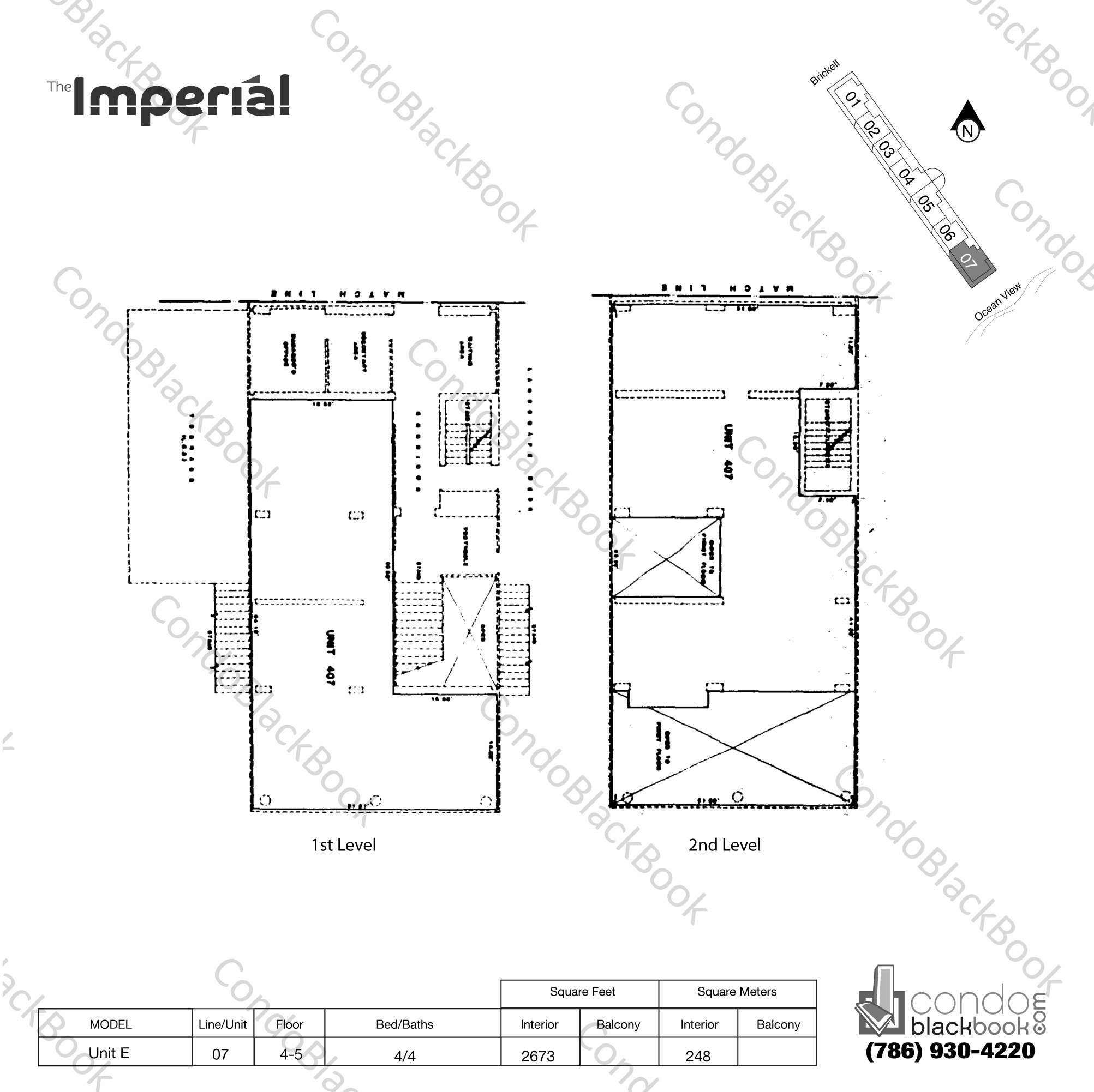 Imperial at Brickell Condos for Sale