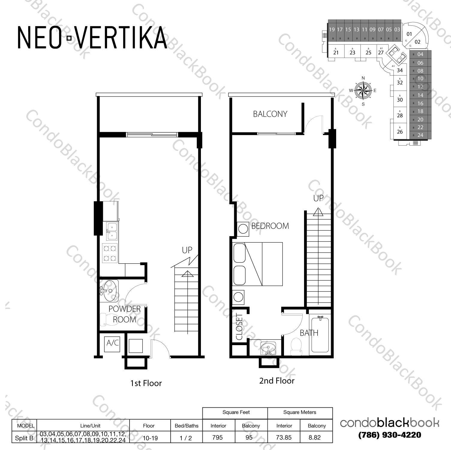 Neo Vertika: Neo Vertika Unit #1204 Condo For Sale In Brickell
