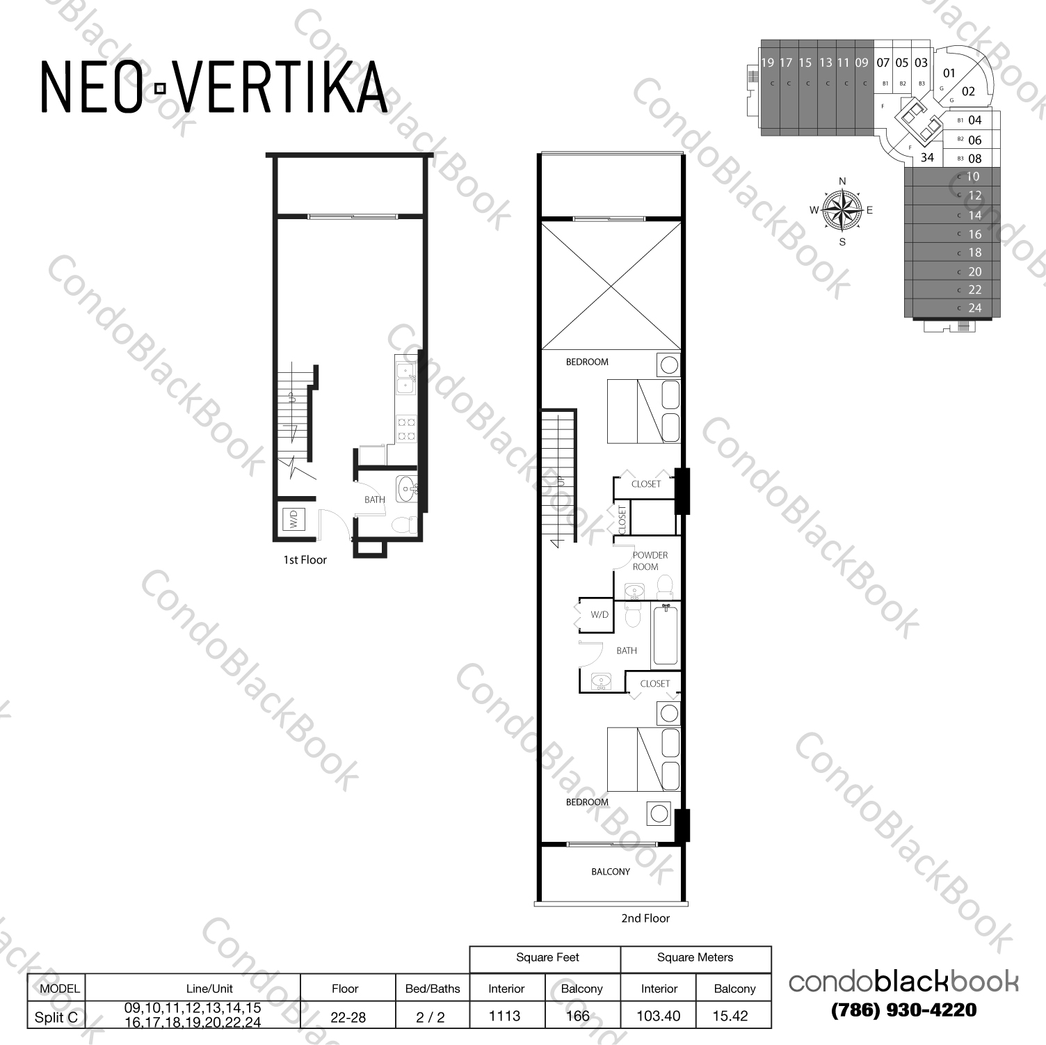 Neo Vertika: Neo Vertika Unit #2319 Condo For Sale In Brickell