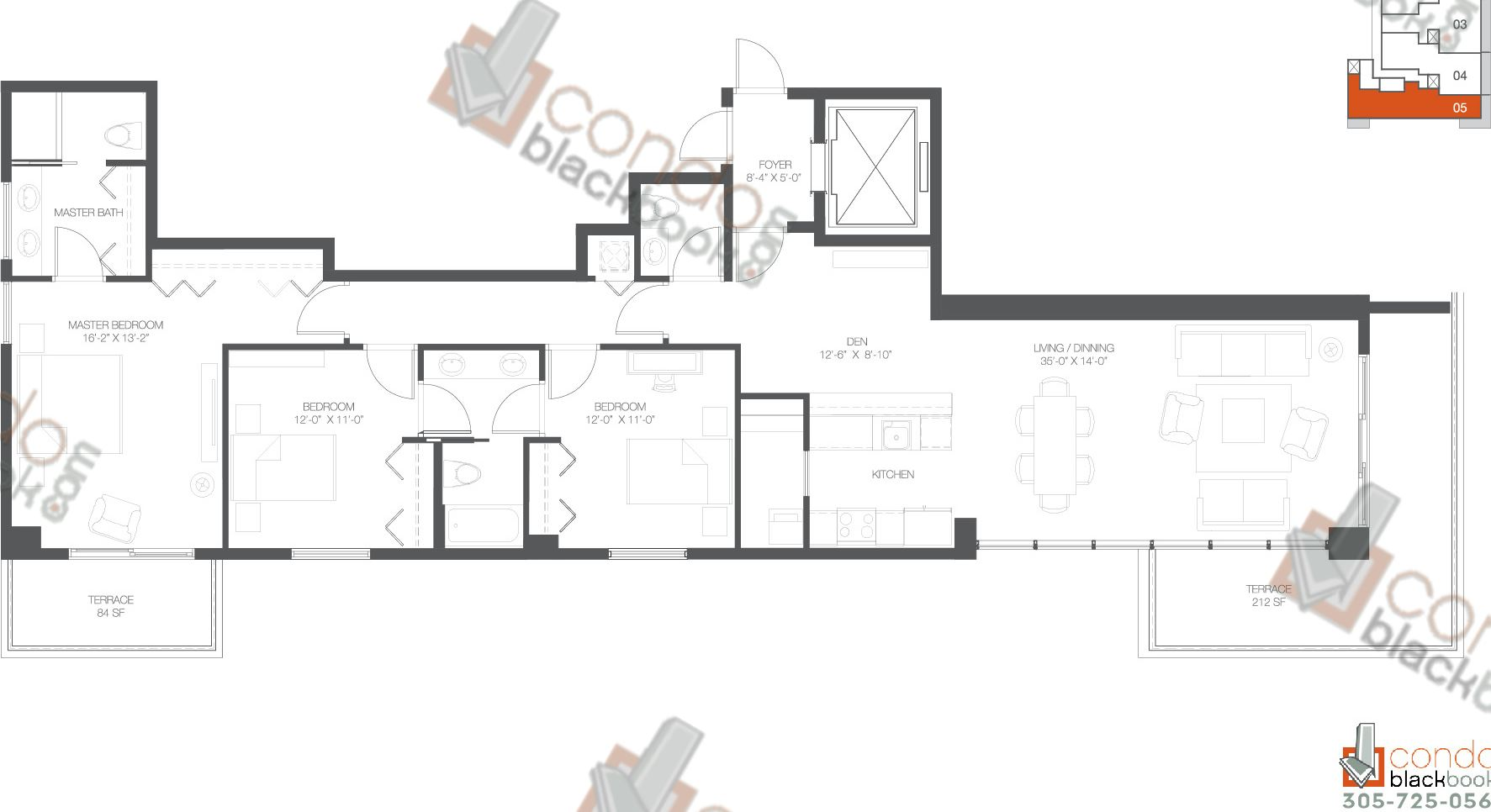 Edgewater House Plans