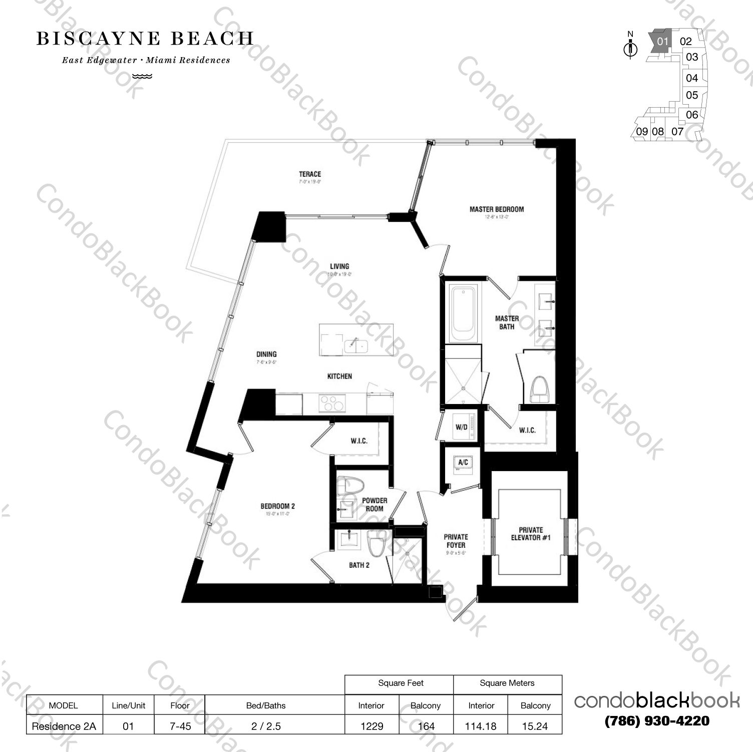 Biscayne beach unit 1101 condo for sale in edgewater for Floor plans 900 biscayne
