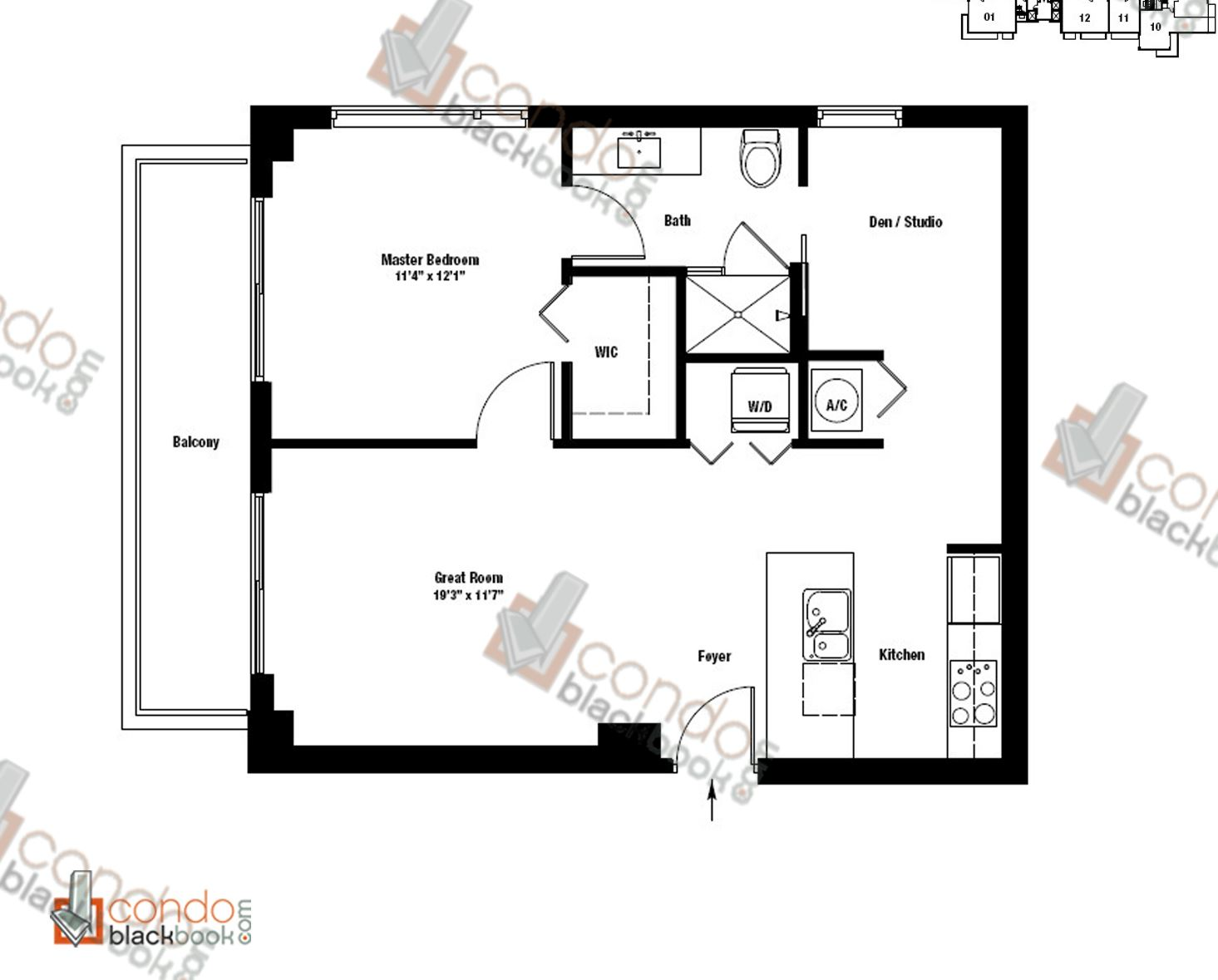 What Is Wic In Floor Plan What Is Wic In A Floor Plan