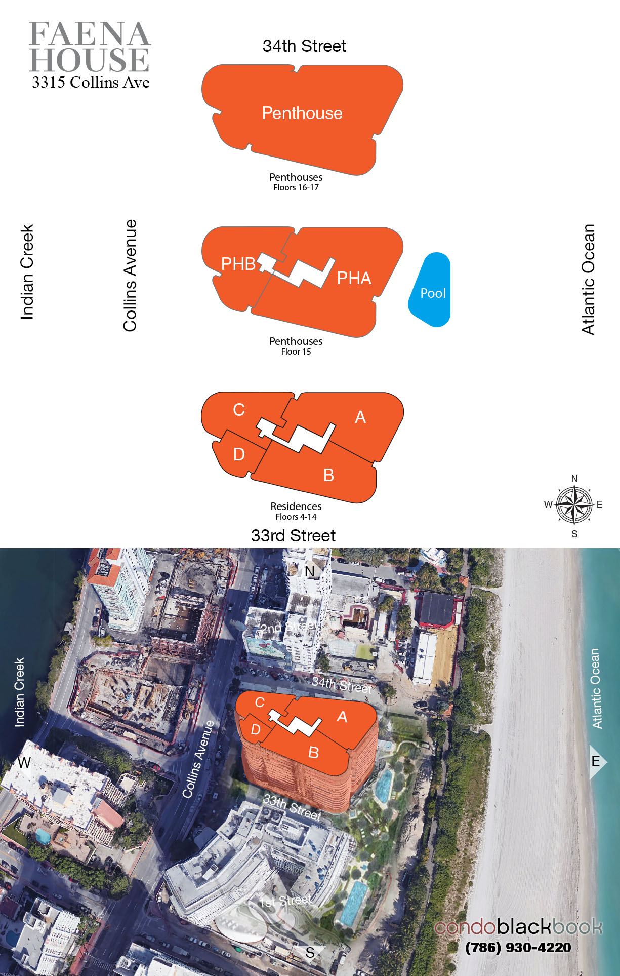 Faena House Floorplan