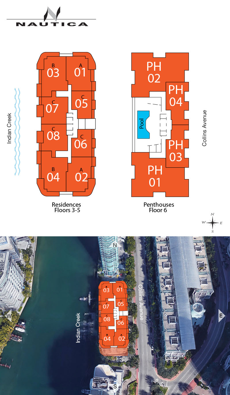Nautica Floorplan