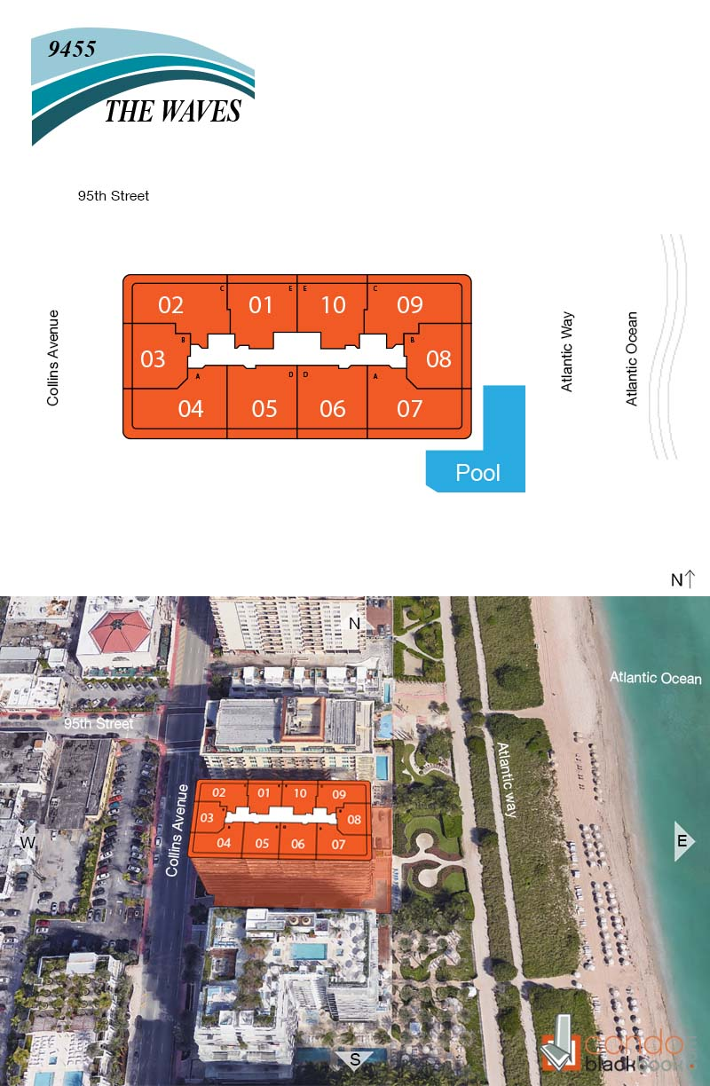 The Waves Floor Plans