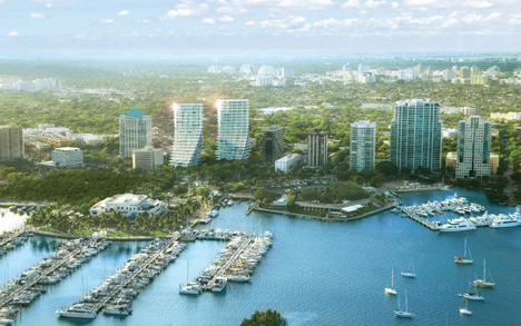 Flurry of Activities at Coconut Grove with Commencement of Construction and Pre-construction Sales Now Open for the Grove at Grand Bay