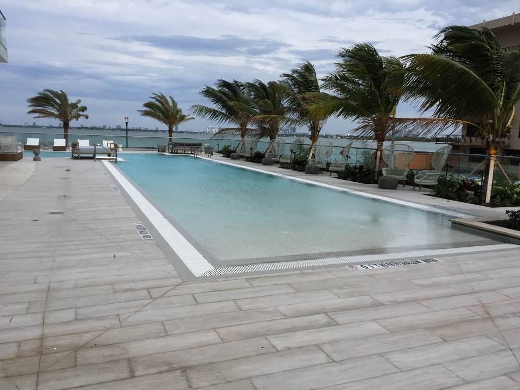 Biscayne Beach Pool Edgewater