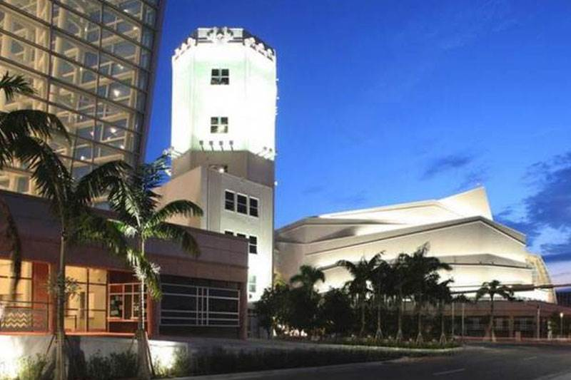 Adrienne Arsht Center - Historic Tower