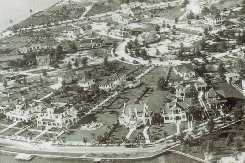 Point View Subdivision in Brickell 1920s