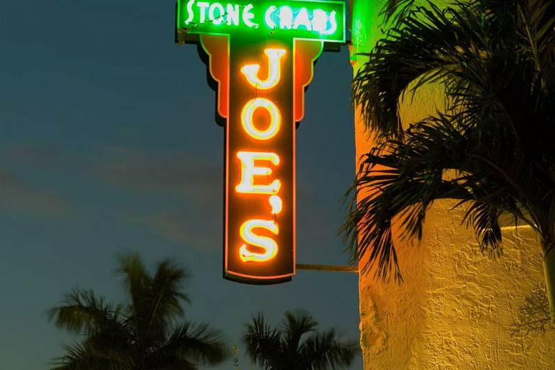Joe's Stone Crab - Takeaway