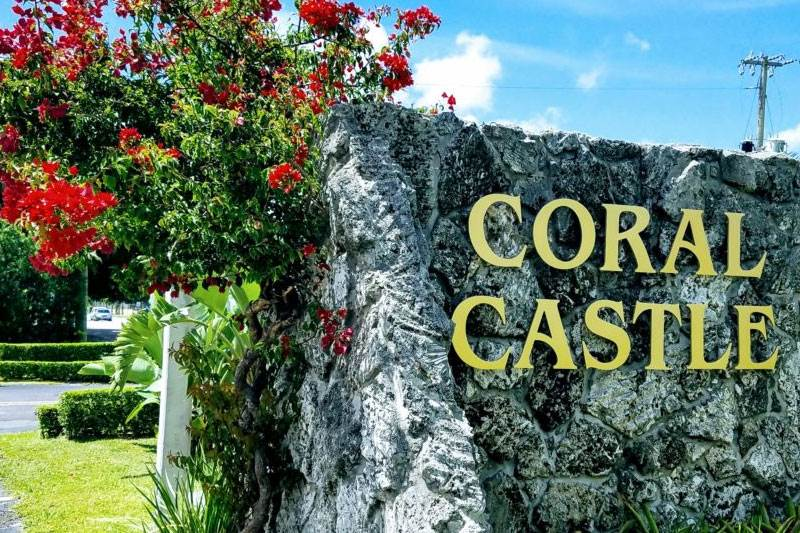 Coral Castle - Redlands FL