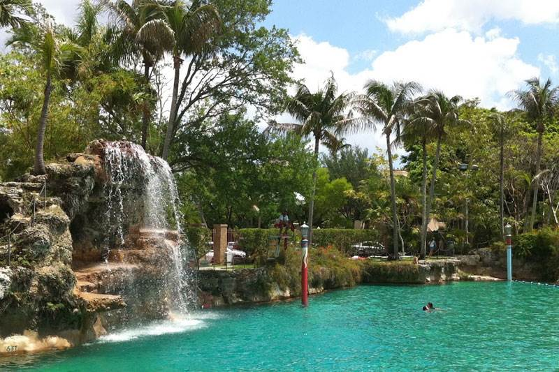 Venetian Pool, Coral Gables - Miami FL