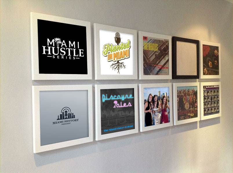 Five Great Miami Podcasts Exploring the Culture, Life, Entrepreneurialism & History of This Amazing City