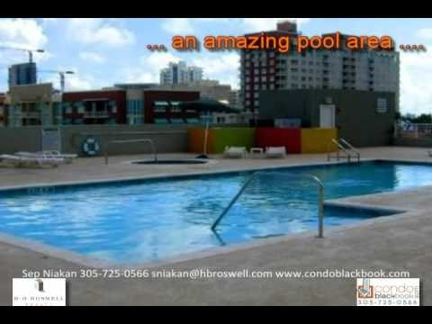 1800 Biscayne Plaza in Downtown Miami - Unit 2010 for Sale - Video Tour