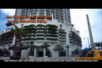 Opera Tower in Downtown Miami - Miami condos - Video Tour