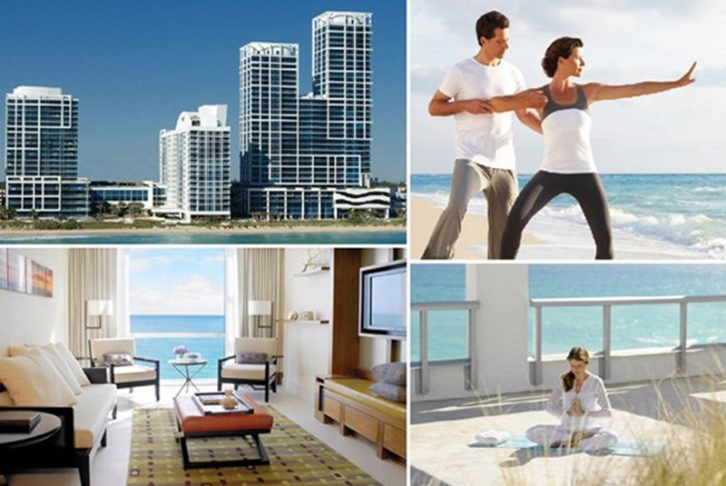 Canyon Ranch Residences, Miami Beach: Revamped Penthouses Out and Sold Out Within Hours!