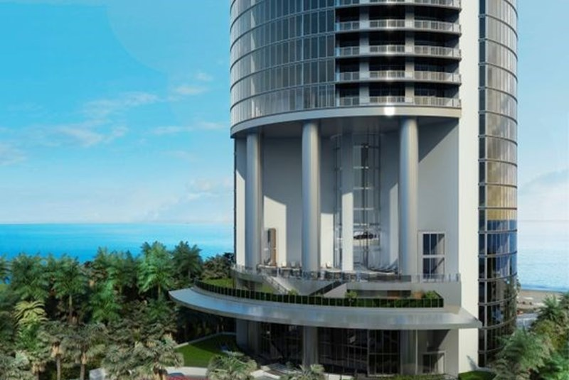 What makes Sunny Isles' Upcoming Porsche Design Tower The Most Talked About Building?