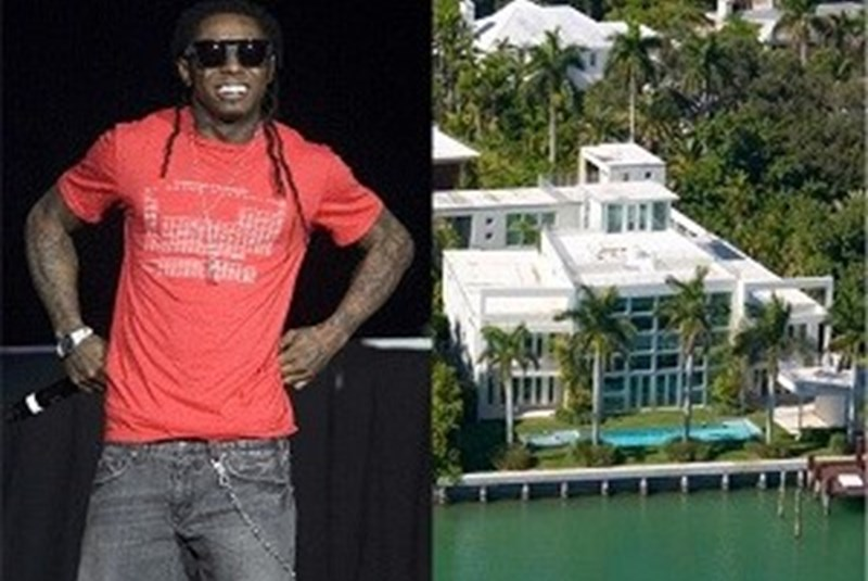 Lil Wayne Could Lose House in Contract Dispute