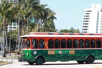 Miami's Fledgling Trolley System Adds Downtown, Midtown Routes