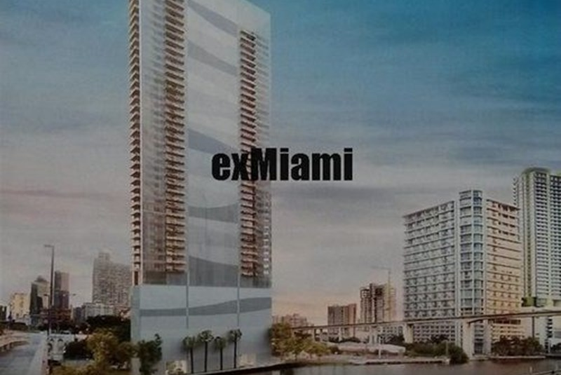 Tall, Thin Tower Proposed For 'Big Fish' On Miami River