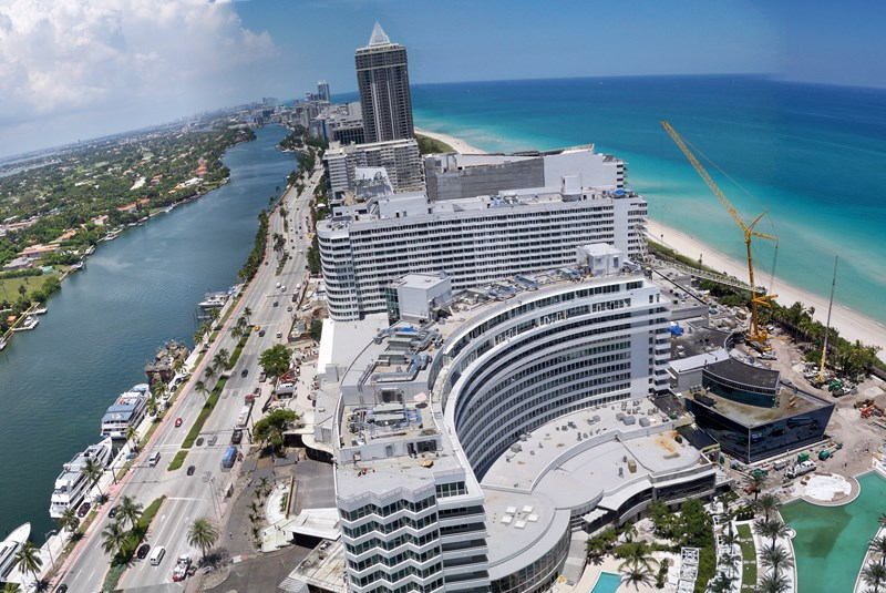 Fontainebleau Miami Beach owners get $535M refinancing