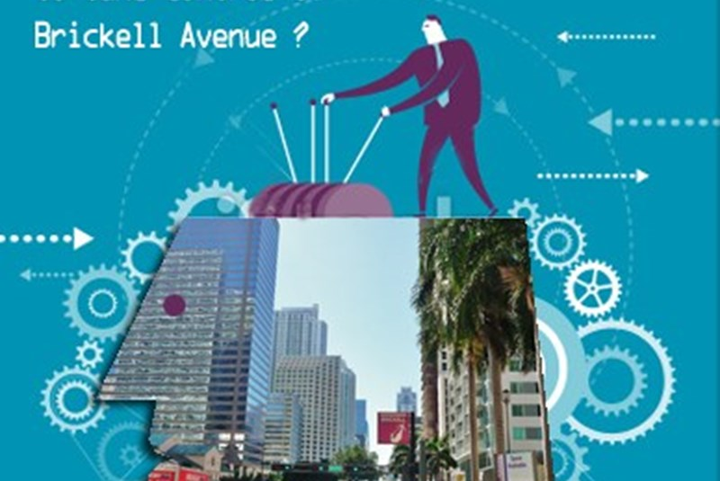 Miami close to taking control of Brickell Avenue from the state