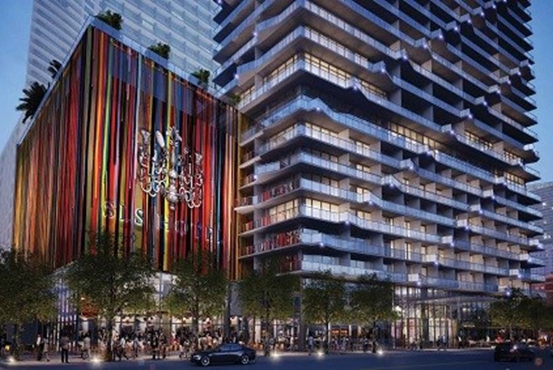 50th Condo Tower Breaks Ground in South Florida