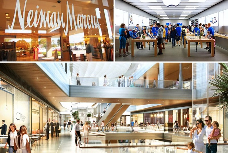 Rumor Has It Neiman Marcus and Apple Are Coming to Brickell City Centre