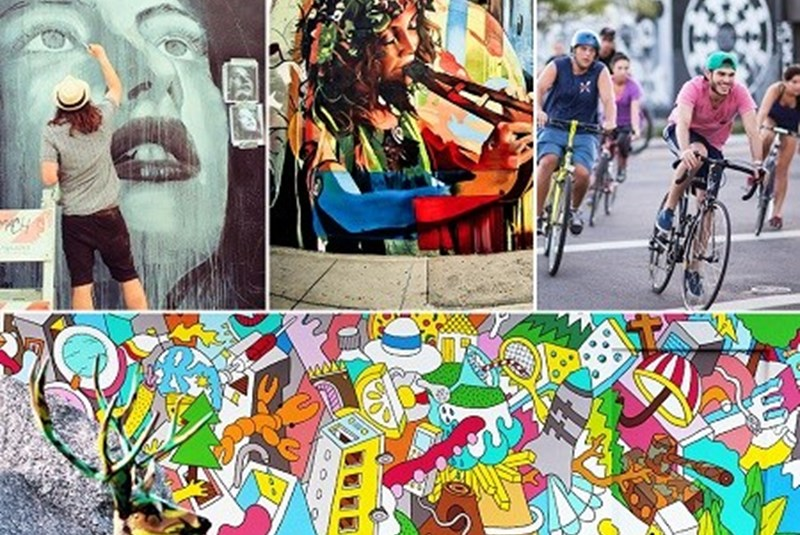 Graffiti Masterpieces Covering Wynwood Walls Offer a Rich History
