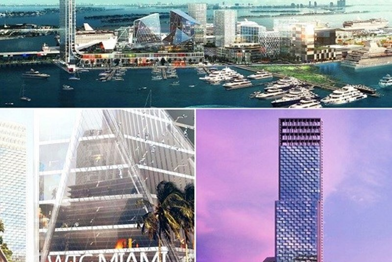 New World Trade Center Proposed at PortMiami