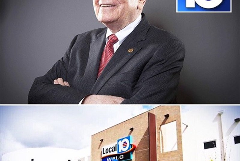 Oracle of Omaha will Buy WPLG-Channel 10