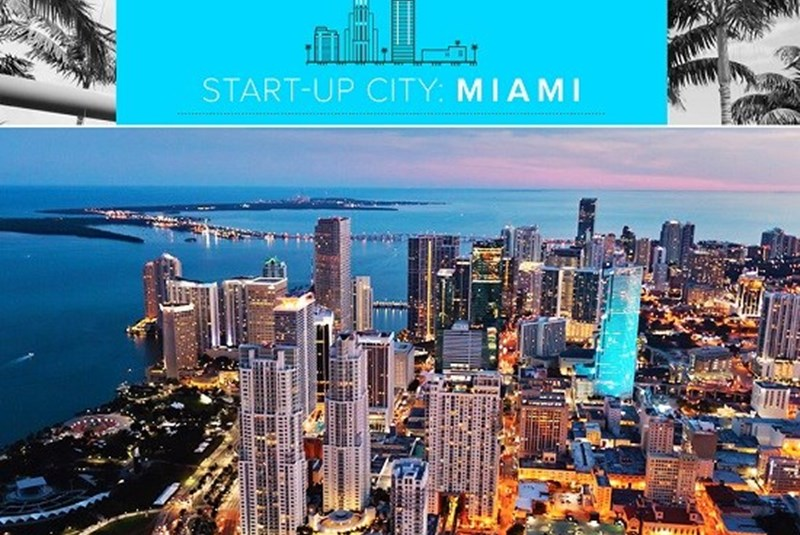 Miami Ranks on the List of Best Startup Cities