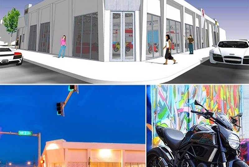 Miami Motorcycle Charter Moving to Wynwood