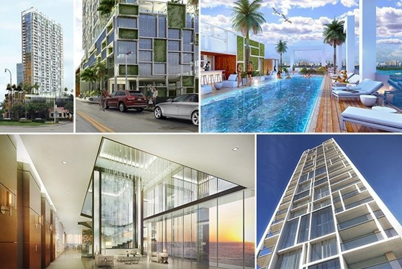 Mysterious First Big Hotel Residence Project Appears in Edgewater