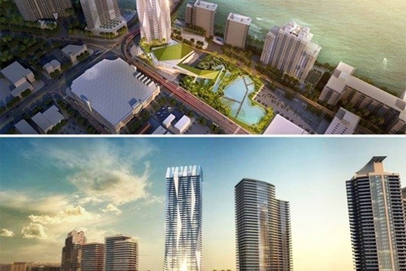 Proposed Tower Will Be the Tallest Tower in Miami Beach