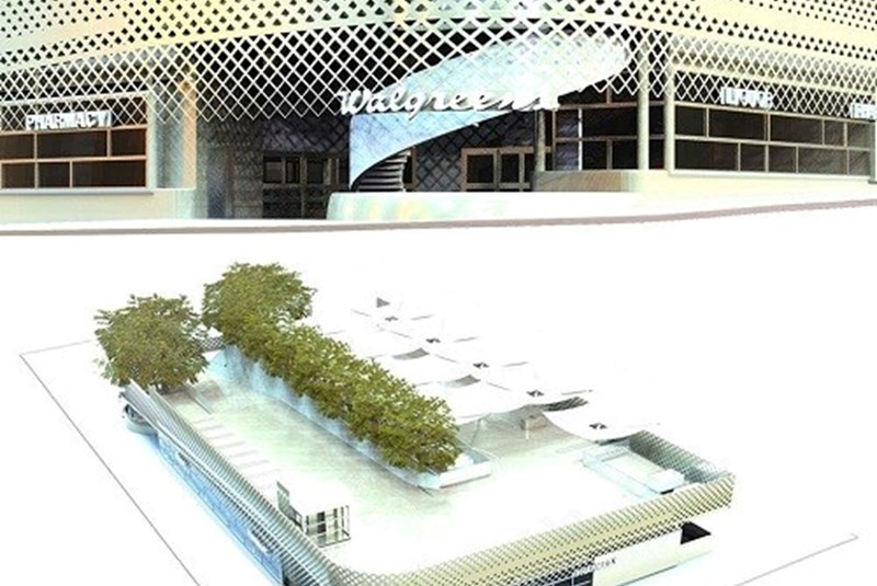 State-of-the-Art Style Walgreens Coming to Brickell