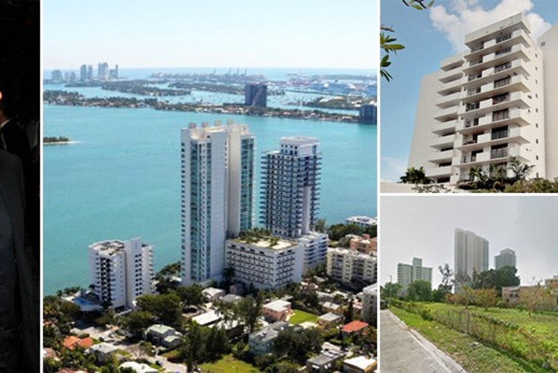 Russian Mining Oligarch Surges Edgewater Land Prices