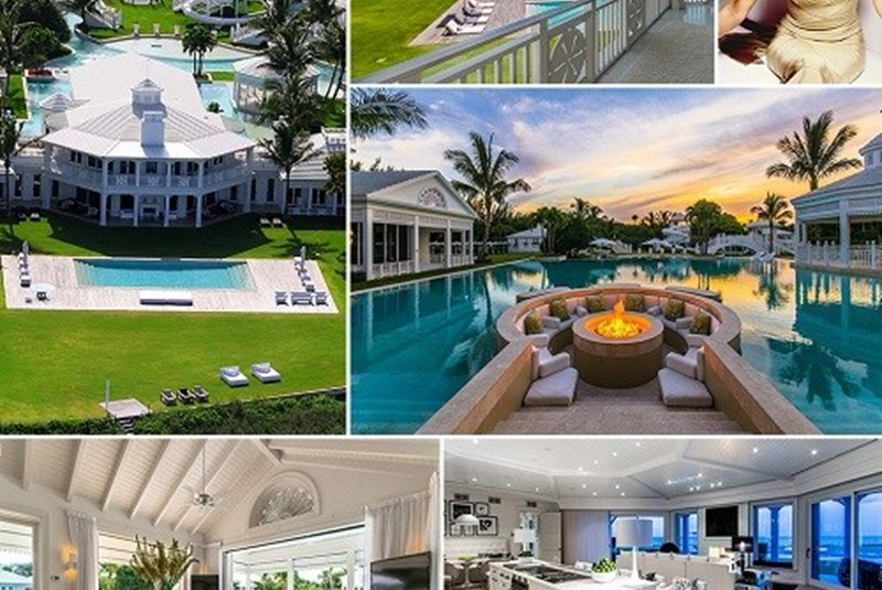 Celine Dion's Island Dream Mansion Asks for Discounted Price