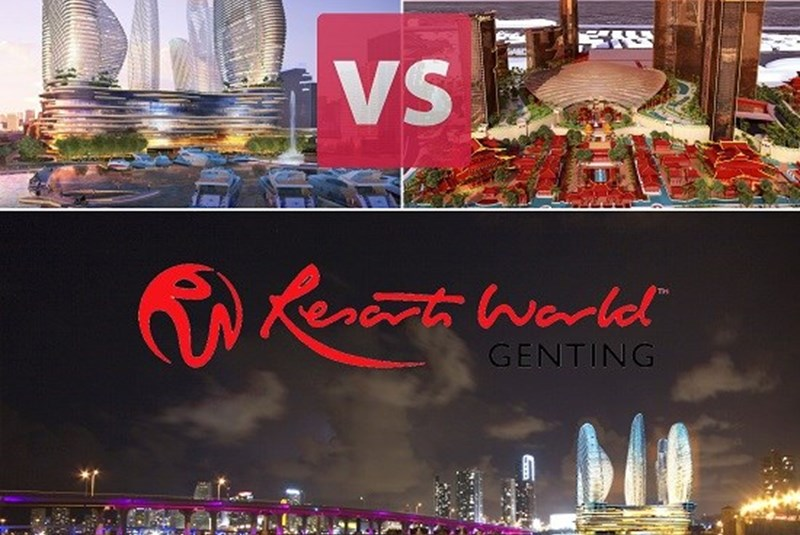 Will Genting's Acquisition of Las Vegas Property Hinder Resorts World Miami?