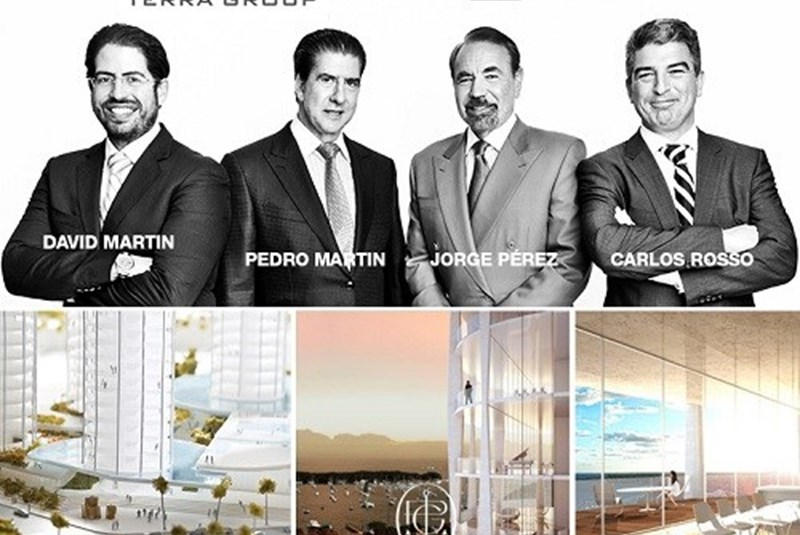 Terra Group and Related Group Collaborate on Triple Tower Project in Coconut Grove
