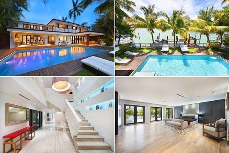 Simple Miami Beach Home on the Market for $16 Million
