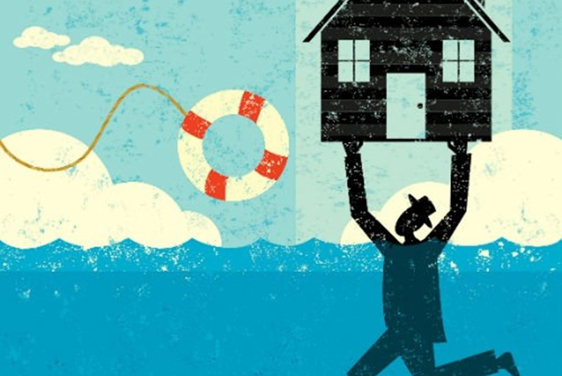 Decline in South Florida's Underwater Mortgages