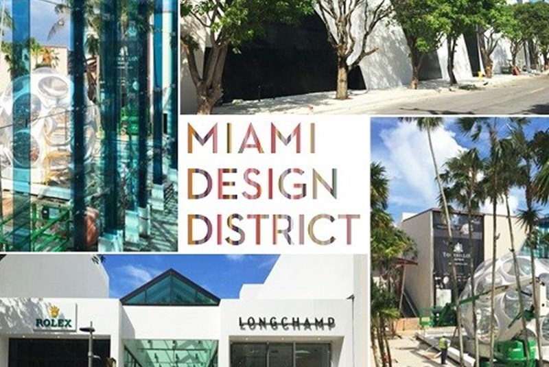 See the Design District Undergo New Changes with Many Upcoming Developments