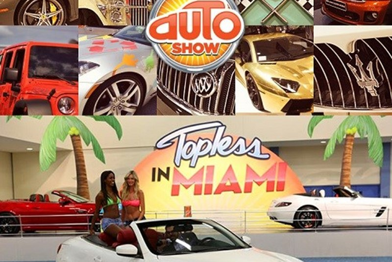 Miami International Auto Show 2014: 10 Days of Pure Auto Mania