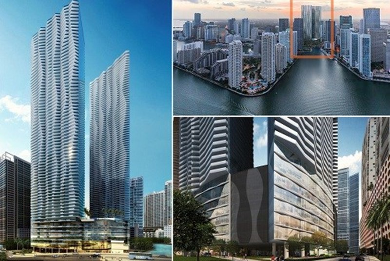 Renderings Revealed of Related Group's upcoming One Brickell