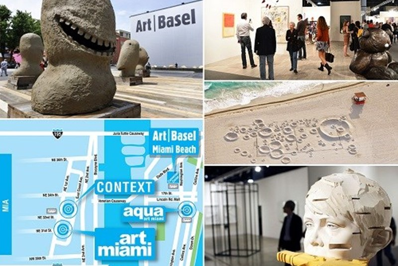 Your Extensive Guide to Art Basel Miami 2014